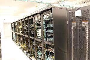 Data Center Racks- Abandoned Servers